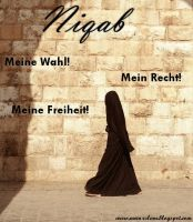 Niqab my freedom by ZainabImen