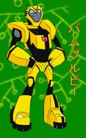 Transformers: Bumblebee by Shikamaru2186