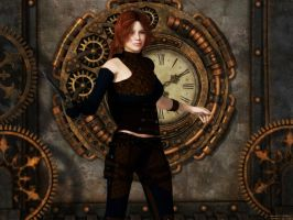 Victorian Adventuress by Ulysses0302