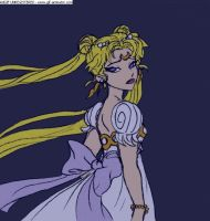 The Moon Princess - animation by Lily-pily