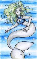 Yoalla the Dolphin by Shirow-sama