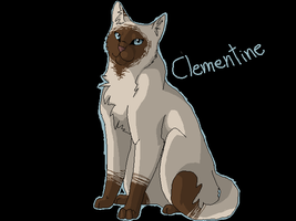 :CO: Clementine by Wyeth-Kitty