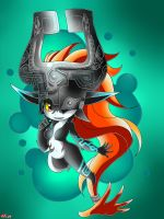 Midna by NeonCelestia20