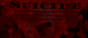 suicide by Ashben11