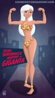 Halloween Jam '13: Ginormica by Coonfoot