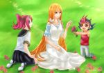 YGO ZeXal: 2016 Mother's Day by YWaiAiI