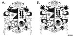 tattoo design : Coat of Arms by minuslife