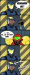 Metroid - Other M by CyberMoonStudios