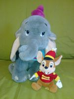 Dumbo and Timothy Mouse plush by Frieda15