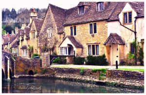 Castle Combe Village #2 by likalileal