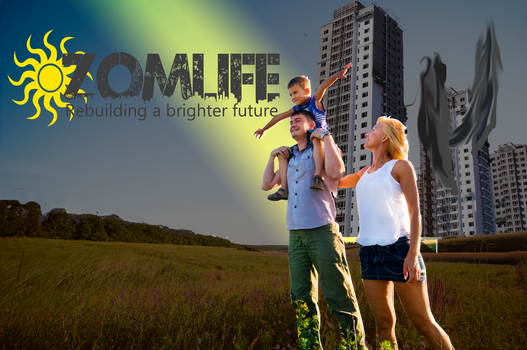 ZomLife: Rebuilding The Future by stroud458