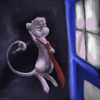 Doctor Mew by Linzys