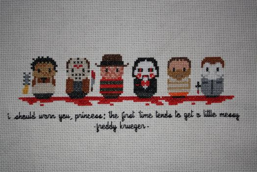Horror Movie Maniacs COMPLETED by NicMarRay