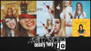 Avril Icons 10 by ArNoBoOo