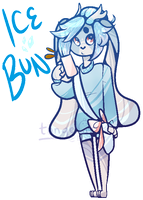 Adoptables: Ice Bun [OPEN/SET PRICE] by tangeloo