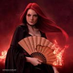 She Burns by Lady-Symphonia