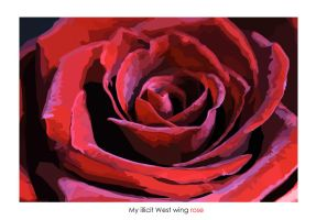 My illicit west wing rose by taintedmafioso