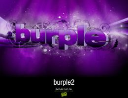 Burple 2 by akiwi