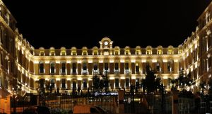 intercontinental marseille by Nile-Paparazzi
