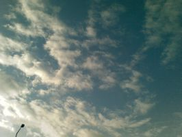 Overcast clouds by And1945