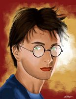 Harry Potter by AndreaTn