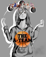 The A-Team || Kuroko's Basketball by unitora