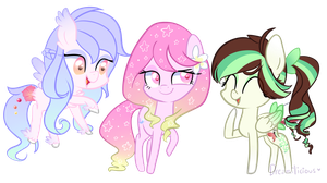 Giggles and Laughter - Point Commission by Dreamilicious