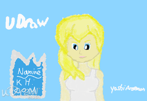 uDraw - Namine by YoshiAngemon