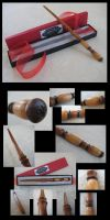 HP style wand - for sale by dark--typhoon