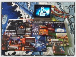 My Mass Effect  Collection by Dakenfromvault101