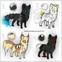 Pup adopts :closed: by TheShadowedGrim