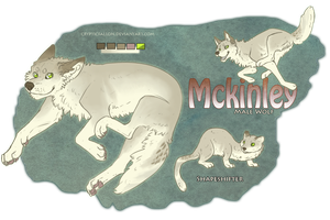 Mckinley by crypticFallon