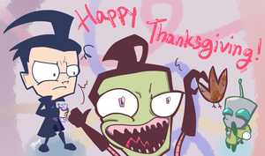 Happy Thanksgiving 2015 by Mikage-YoshinoAnerin
