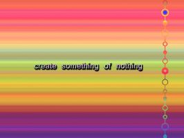 create something of nothing by goazilla