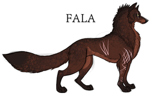 Fala (redesign) by The-Ravens-Of-Moraea