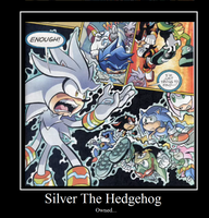Silver vs others?... by MagicalCustardSquire