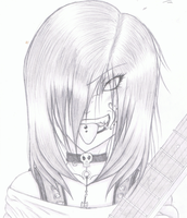 ME AS AN X-TREME HARDCORE ROCKER by ChiruMuffin-Chan
