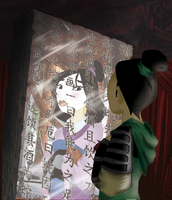 mulan reflection by nellioo