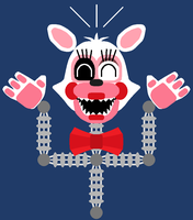 Li'l Mangle by saffronpanther