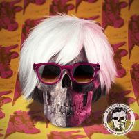 Warhol: Skullified by fantasio