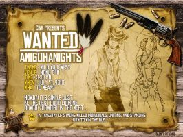 Amigohanights Poster No. 1 by nash88