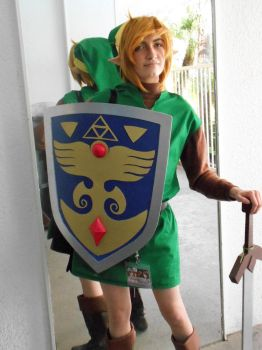 Link by IgnobleFiend