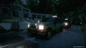 Jurassic Park-Visitor Centre-Cryengine 3 by metonymic