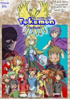 T w b pkmn trainer :cover: by Chibi-C