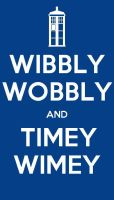 Wibbly Wobbly Timey Wimey by Carthoris