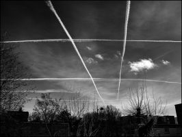Chemtrails by SUDOR