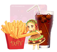Chibburger by DAV-19