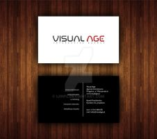 Visual Age Buisness Card 2   - by IjinPL