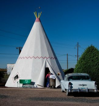Clean Tepee by maxlake2