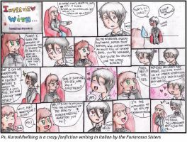 Interview 3-Sebastian Michaelis by FuriarossaAndMimma